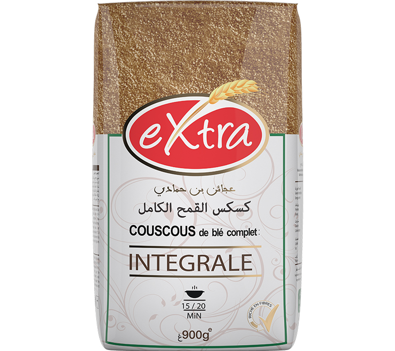 Couscous whole wheat